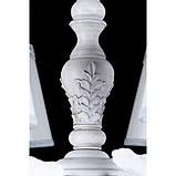Светильники люстры свечи в классическом стиле для спальни гостинной зала  Splendid-Ray 30-3471-86, фото 4