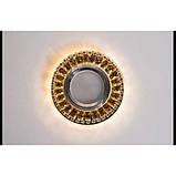 Точечные светильники врезные Linisoln 8238 Champagne, фото 4