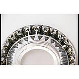 Точечные светильники врезные Linisoln 8242 Gray, фото 2