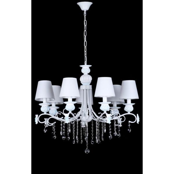 Светильники люстры свечи в классическом стиле для спальни гостинной зала  Splendid-Ray 30-3497-99