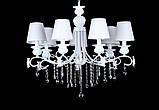 Светильники люстры свечи в классическом стиле для спальни гостинной зала  Splendid-Ray 30-3497-99, фото 2
