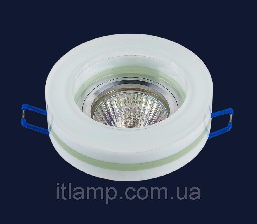 Точечные светильники врезные со стеклом Levistella 705906