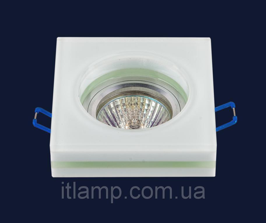 Точечные светильники врезные со стеклом Levistella 705916