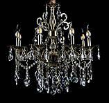 Светильники люстры свечи в классическом стиле для спальни гостинной зала  Splendid-Ray 30-3684-11, фото 2