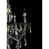 Светильники люстры свечи в классическом стиле для спальни гостинной зала  Splendid-Ray 30-3684-11, фото 3