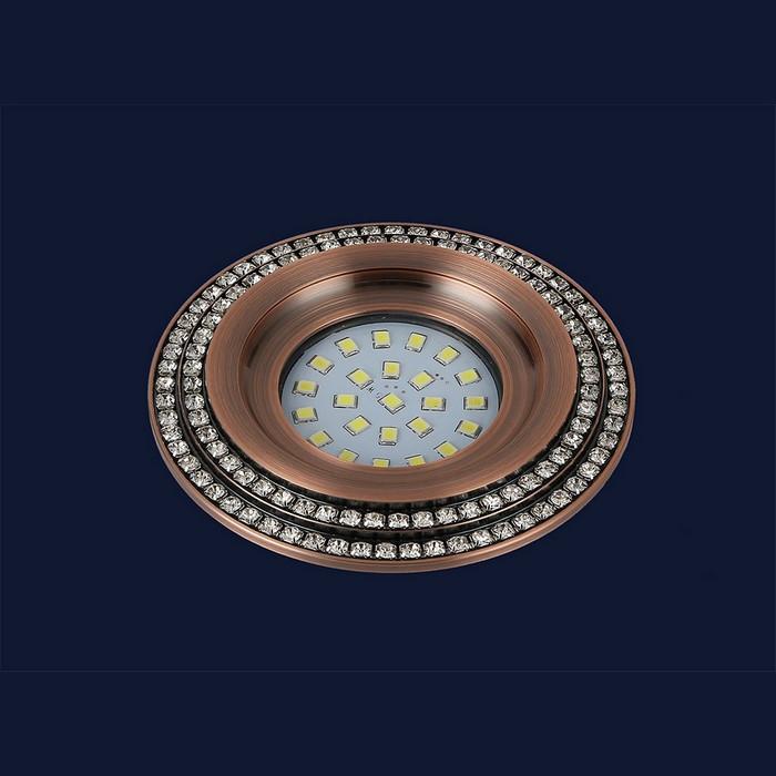 Точечные светильники врезные Levistella 716MKD-C28F GT
