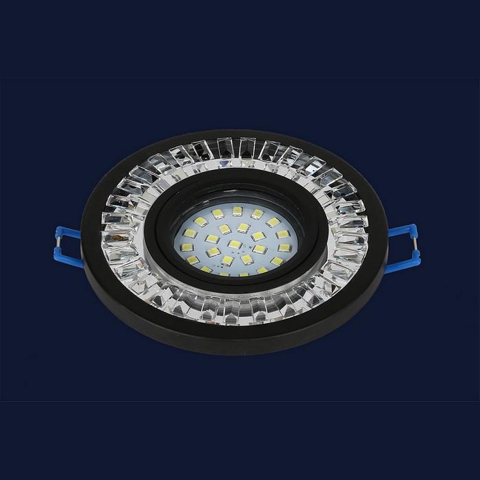 Точечные светильники врезные Levistella 716MKD-C20 BK