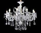 Люстра светильник классическая с хрустальными подвесками Splendid-Ray 30-3322-87, фото 2