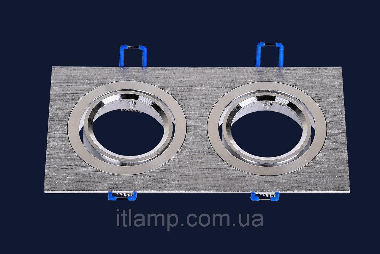 Точечные светильники врезные Levistella 7471235-2 SS