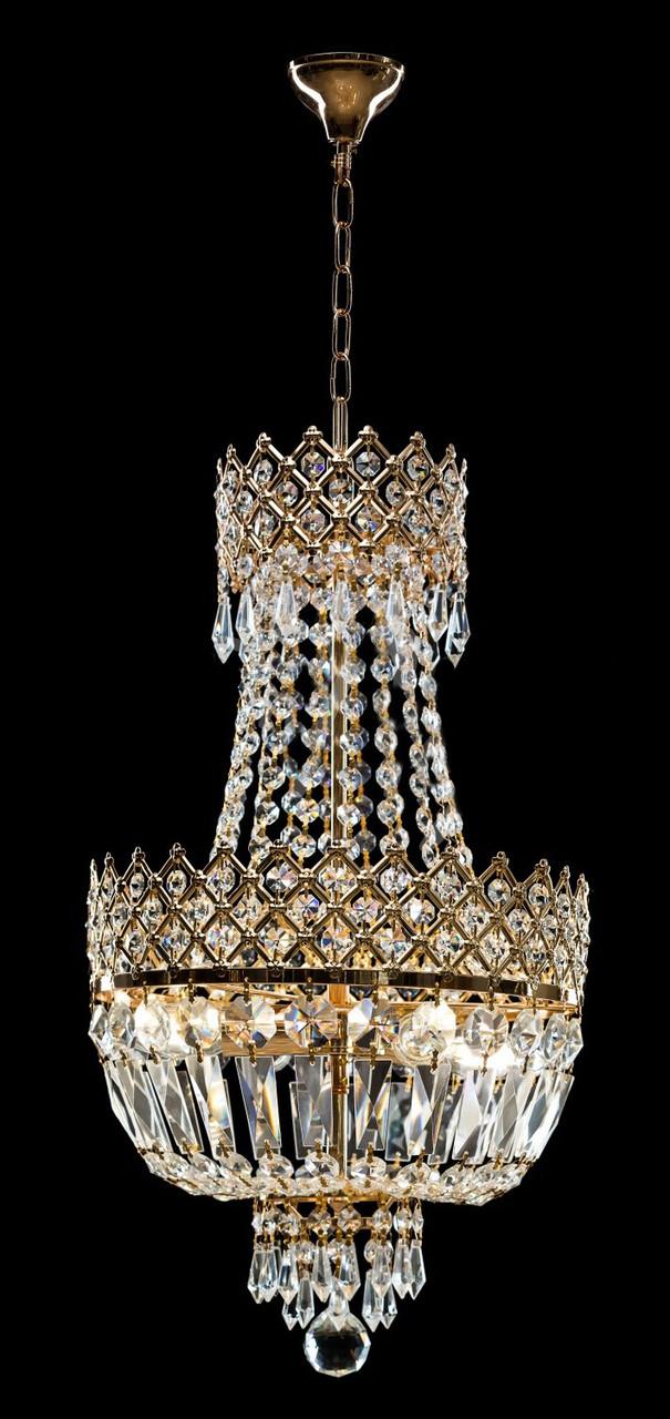 Хрустальные светильники люстры в классическом стиле Splendid-Ray 30-2028-32