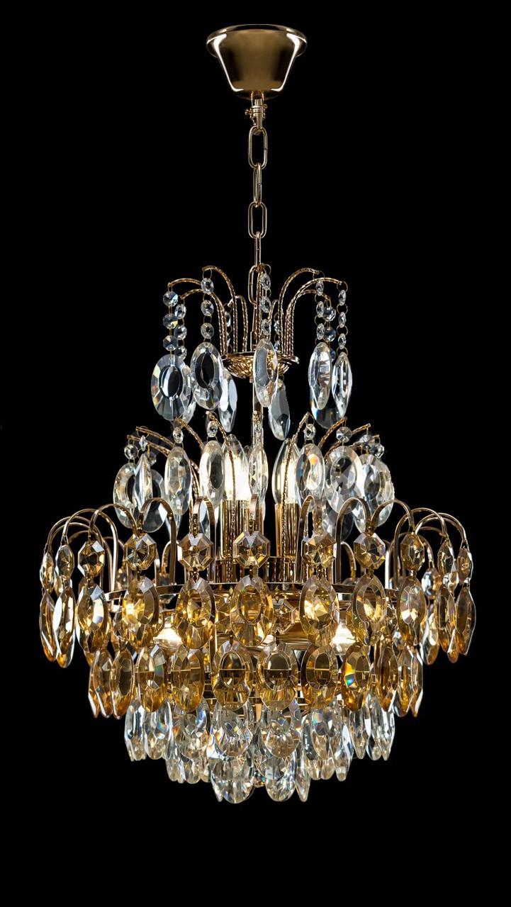 Хрустальные светильники люстры в классическом стиле Splendid-Ray 30-2340-86