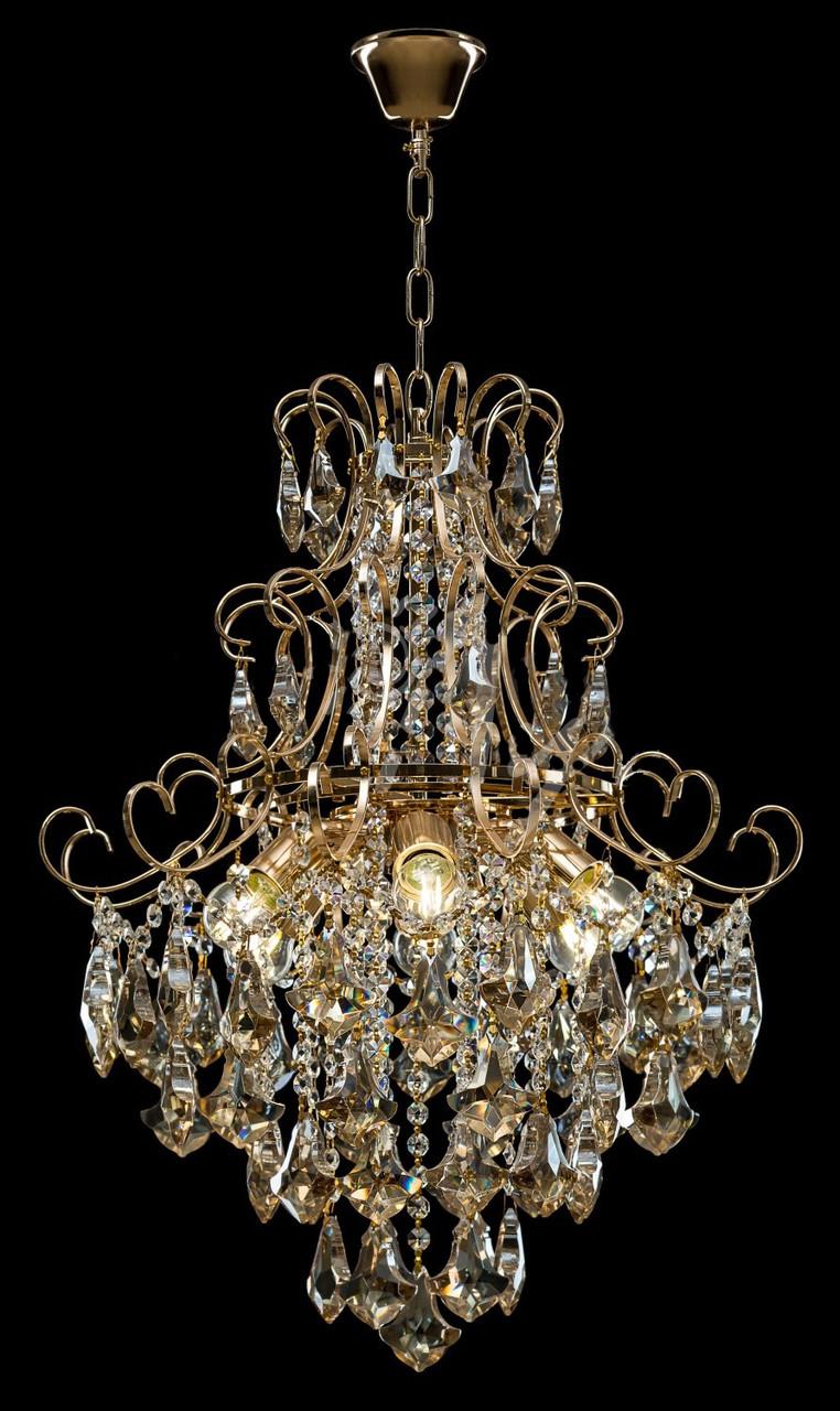 Хрустальные светильники люстры в классическом стиле Splendid-Ray 30-2394-70