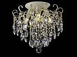 Люстра светильник в классическом стиле с хрустальными подвесками Splendid-Ray 30-3310-26, фото 2