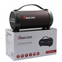 Портативная колонка Beecaro S11F Original Bluetooth, фото 2