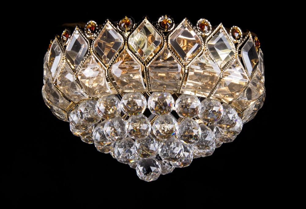 Хрустальные светильники люстры в классическом стиле  Splendid-Ray 30-2049-64
