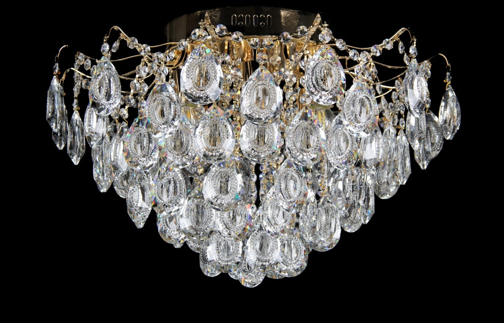 Светильники люстры хрустальные в классическом стиле Splendid-Ray 30-3490-65