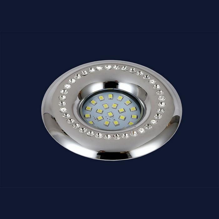 Точечные светильники врезные Levistella 716MKD-C26Y CH