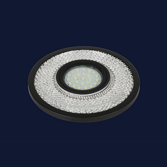 Точечные светильники врезные Levistella 716MKD-C23 BK