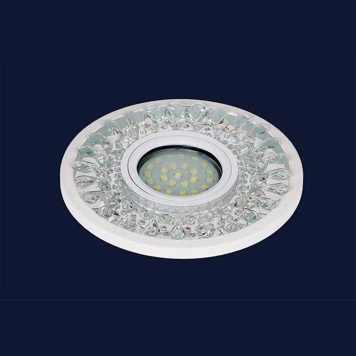 Точечные светильники врезные Levistella 716MKD-C22 WH