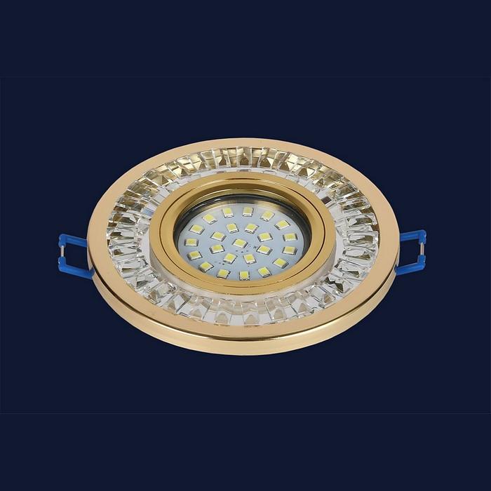 Точечные светильники врезные Levistella 716MKD-C20 GD