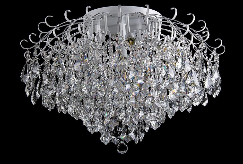Хрустальные светильники люстры в классическом стиле потолочные Splendid-Ray 30-3617-35
