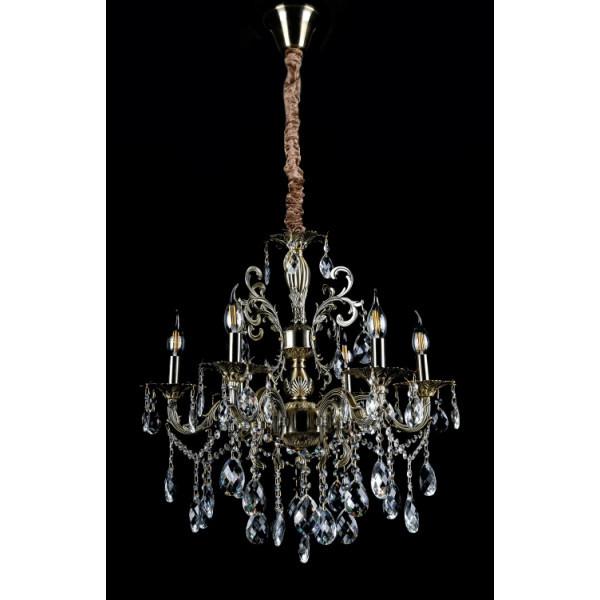 Светильники люстры свечи в классическом стиле Splendid-Ray 30-3684-04