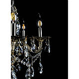 Светильники люстры свечи в классическом стиле Splendid-Ray 30-3684-04, фото 3