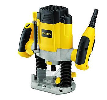 Фрезер электрический ручной STANLEY SRR1200 , мощность 1200 Вт, фреза до 8 мм