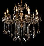 Люстра светильник в классическом стиле с хрустальными подвесками Splendid-Ray 30-3333-18, фото 2