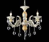 Люстра светильник классическая с хрустальными подвесками Splendid-Ray 30-3322-56, фото 2