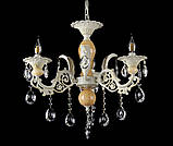 Люстра светильник классическая с хрустальными подвесками Splendid-Ray 30-3322-56, фото 3