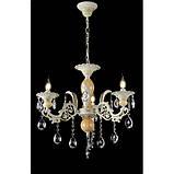 Люстра светильник классическая с хрустальными подвесками Splendid-Ray 30-3322-56, фото 4