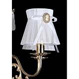 Светильники люстры свечи в классическом стиле для спальни гостинной зала  Splendid-Ray 30-3471-55, фото 3