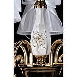 Светильники люстры свечи в классическом стиле для спальни гостинной зала  Splendid-Ray 30-3471-55, фото 4