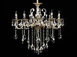Светильники люстры свечи в классическом стиле для спальни гостинной зала  Splendid-Ray 30-3523-75, фото 2