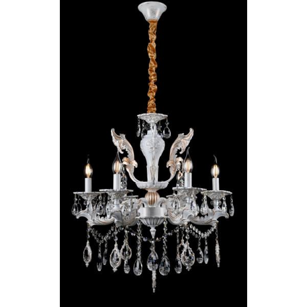 Люстра светильник хрустальный в классическом стиле для зала гостинной спальни Splendid-Ray 30-3741-13