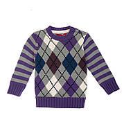 Джемпер Losan Mc baby boys (027-5005AC/124) Темно-фиолетовый M6-68 см
