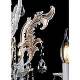 Люстра светильник хрустальный в классическом стиле для зала гостинной спальни Splendid-Ray 30-3740-90, фото 3