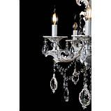 Люстра светильник хрустальный в классическом стиле для зала гостинной спальни Splendid-Ray 30-3740-90, фото 4