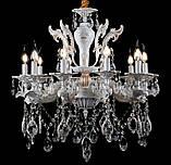 Люстра светильник хрустальный в классическом стиле для зала гостинной спальни Splendid-Ray 30-3740-90, фото 5