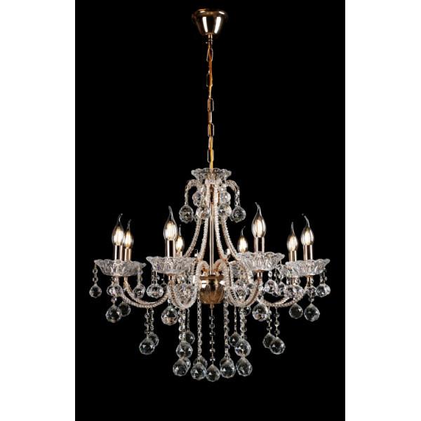 Светильники люстры свечи в классическом стиле Splendid-Ray 30-2460-81