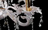 Светильники люстры свечи в классическом стиле для спальни гостинной зала  Splendid-Ray 30-3776-11, фото 2