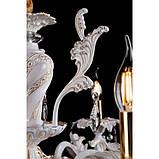 Светильники люстры свечи в классическом стиле для спальни гостинной зала  Splendid-Ray 30-3776-11, фото 4