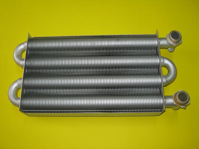 Теплообменник первичный (основной) 24 кВт Hermann Supermicra, Micra 2