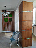 Шпонированные стеновые панели, фото 2