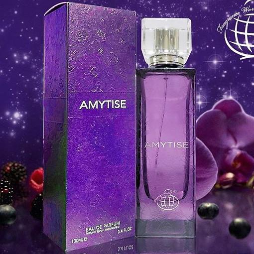 Женская парфюмерная вода Amytise 100ml. Fragrance World