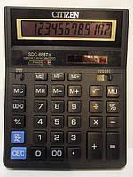 Калькулятор Citizen 888TII