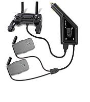 Зарядное устройство автомобильное для DJI Mavic 2 Pro