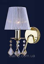 Настенные светильники Levistella 720W4001GD-1GD SILVER