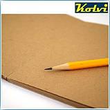 Упаковочная бумага крафт А4, фото 3